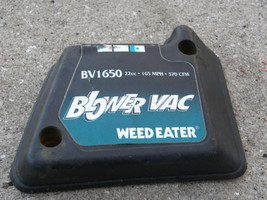 Poulan / Weedeater Blower Air Box Cover With Filter Fits BV1650 - $12.82