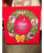 Disney's Christmas Storybook by Disney Press First Edition Hardcover New... - $29.99