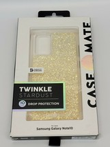 Case-Mate Twinkle Series Hybrid Case for Samsung Galaxy Note10 - Stardust - $9.89