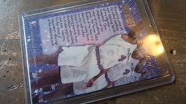 1996 Fleer CHRIS WEBBER NEW HEIGHTS Basketball Card #10 of 10 image 3