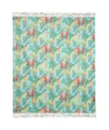Throw Blanket | Parrots | 180x220 cm - $59.90