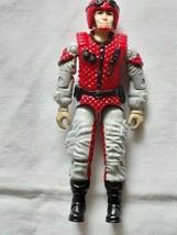 VTG G.I. JOE Crazylegs 1987 Action Figure / Hasbro Toy / Airborne Ranger - $7.04