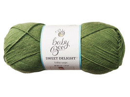 Baby Bee Sweet Delight Yarn in Baby Sage #245860