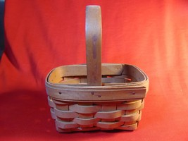 1995 Longaberger Basket, American Cancer Society - $6.99