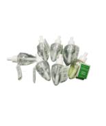 Bath & Body Works Green Grass Wallflower Plug Refill Bulbs (Set of 7) - $44.89