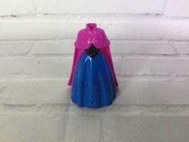 Disney Princess Little Kingdom Magiclip Frozen Anna Dress ONLY Polly Pocket - $10.29