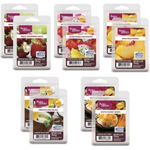 Better Homes and Gardens Touch of Fruits Wax Cubes Assortment 10-Pack - $44.88