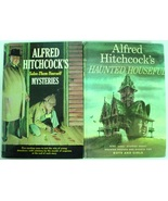 Alfred Hitchcock 2 LOT Solve Them Yourself Mysteries & Haunted Houseful ... - $10.00