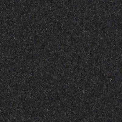 Designtex Upholstery Fabric Heather Wool Oynx  Black/Gray 3.875 yds 3473-804 QE