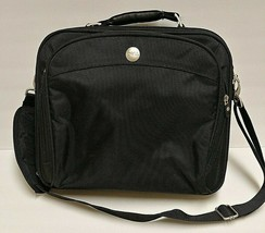 """Dell Laptop Computer Bag Multi Compartment 15"""" Padded Strap - $24.30"""