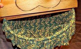 Picnic BasketAA18-1230 Vintage Handmade Lined Woven image 3