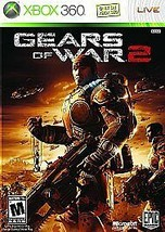 Gears of War 2 (Microsoft Xbox 360, 2008) - $5.54
