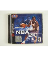 Sega Dreamcast NBA 2K1 Video Game - $9.99