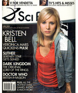 Sci-Fi Magazine, April 2006 (sealed) - $5.99