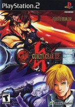 Guilty Gear X2 (PlayStation 2 PS2, 2002, NTSC) Usually ships within 12 h... - $14.84