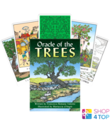 Oracle of the trees Cards Deck US Games Systems Esoteric Francesca Valente - $44.04