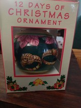 12 Days of Christmas Ornament Five Golden Rings - $4.99