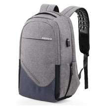 Laptop Backpack School Gift Rucksack with USB Charging Port Anti-Theft W... - $36.19