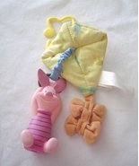 Disney Baby Piglet hanging from Kite Toy 2005 - $12.99