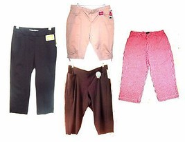 Lee Long Knicker Shorts & Capri Pants NWT$48-$50 Size Medium - 20W - $21.37+