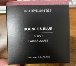 Bareminerals bounce & blur blush mauve sunrise new in box makeup beauty - $19.80