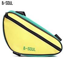B - SOUL Cycling Front Tube Frame Triangle Pannier(#02) - $11.27