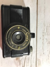 Rare Vintage Candid Delux Camera Cinex ifor Display Made In USA - $13.46