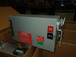 GE SB463RGJPZGG01 100A 3ph 4W Ground 600V J Class Fuse Spectra Gasketed ... - $1,500.00