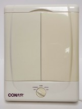 CONAIR 3 Way Lighted Make Up Mirror with 2 Front Doors and 4 Light Settings - $29.70