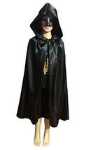 Penta Angel Satin Silk Halloween Christmas Party Vampire Hooded Cloak Co... - $16.93