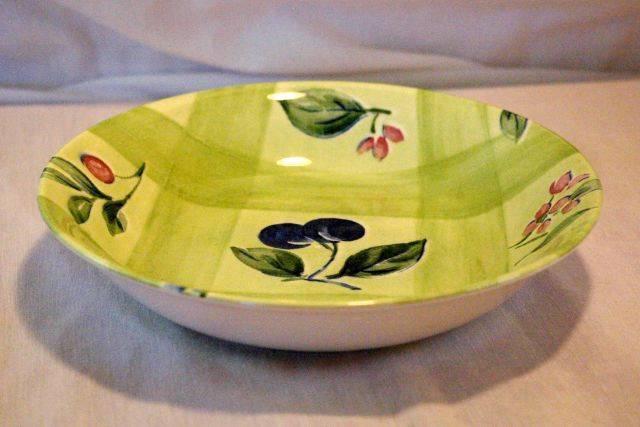Nikko Summer Dance Soup Bowl #9831