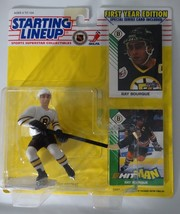 1993 Starting Lineup Ray Bourque Boston Bruins Kenner Hockey NHL Figure - $12.00