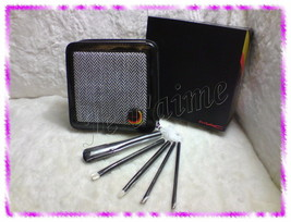 NIB RARE MAC Herringbone Collection: 5 Basic Brushes Set,129/219/239/266... - $54.99