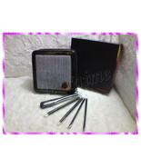 NIB RARE MAC Herringbone Collection: 5 Basic Brushes Set,129/219/239/266... - $54.99