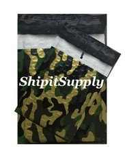 2-200 #0 #000 6x10 4X8 Poly Bubble Mailers ( Camo ) Camouflage Fast Ship... - $3.49+