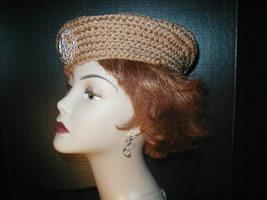 Crochet - The Pill Box Hat!  image 3