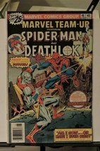 Marvel Team-Up #46  june 1976 - $5.88