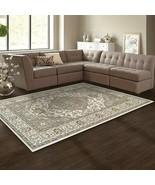 Superior Glendale Collection Green Oriental Design 8' x 10 ' Area Rug 8m... - $114.95