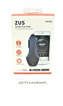 New ZUS Smart Car Hub USB Charger Battery Monitor Car Locator Mileage Lo... - $16.41
