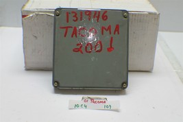 2001 Toyota Tacoma Engine Control Unit ECU 8966104711 Module 109 10C4 - $209.87