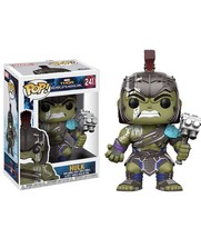 Funko Pop! Marvel: Thor Ragnarok - Hulk Helmeted Gladiator - $15.83