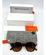 Lance Classic France Haussmann Bold Unisex Sunglasses, Tortoise / Brown ... - $98.95