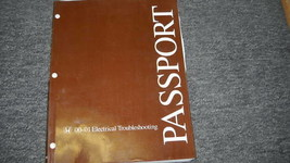 2000 2001 Honda Passport Electrical Troubleshooting Wiring Manual Etm Ewd Oem - $7.91