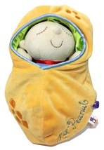 Manhattan Toy Lil' Peanut Snuggle Pod First Baby Boy Doll Cozy Sleep Sac... - $18.95