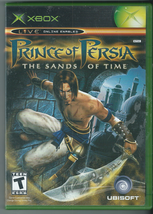 Prince of Persia: The Sands of Time (Xbox, 2003) (No Manual)  - $9.46