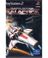 Battlestar Galactica - PlayStation 2 - $14.50