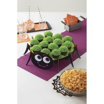 Spider Halloween Treat Stand Cake 12 Cupcake Holder Centerpiece - $8.69
