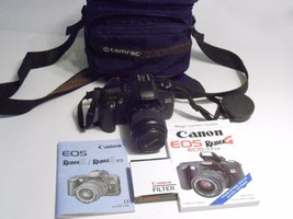 CANON EOS REBEL G CAMERA With Bag and Extra Filter - $73.31