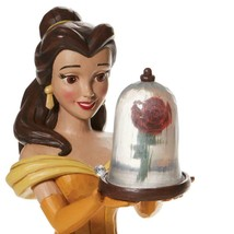 """15"""" Belle Deluxe Figurine A Jim Shore Piece from Disney Traditions Collection image 2"""