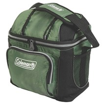 Coleman 9 Can Cooler - Green - $25.63
